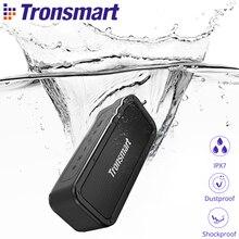 Tronsmart Force Bluetooth динамик 40 Вт портативный динамик IPX7 водонепроницаемый 15 H время воспроизведения с сабвуфером, NFC, TWS, голосовой помощник