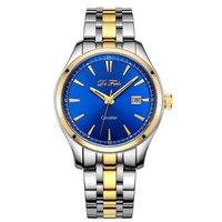 גברים אוטומטי מכאני שעון נירוסטה ספיר קריסטל שעון קלאסי Cavalier עסקים שעונים לזכר 2019 למעלה מותג