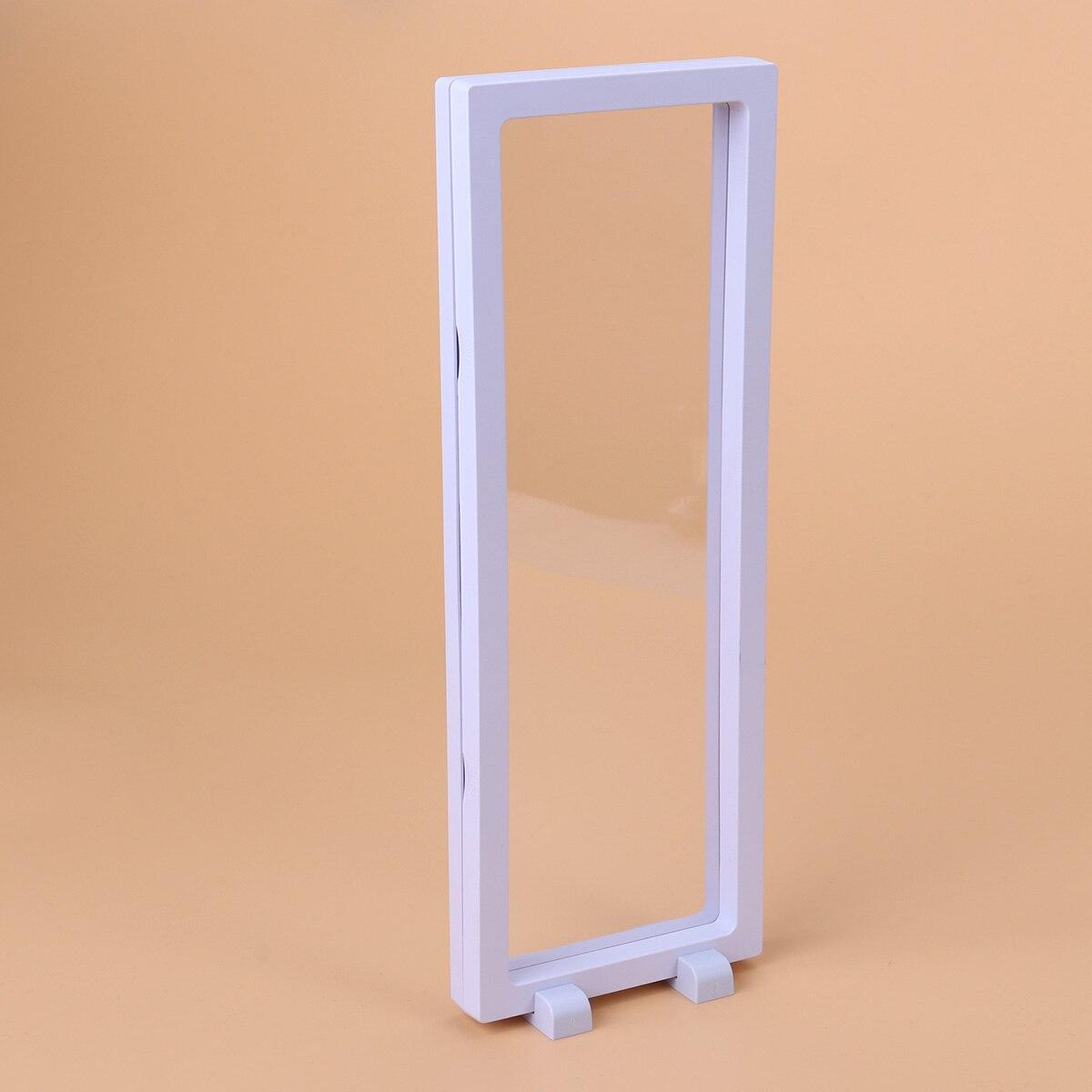 3D 11x30 cm flotante Marcos sombra caja vitrina moneda caja ...