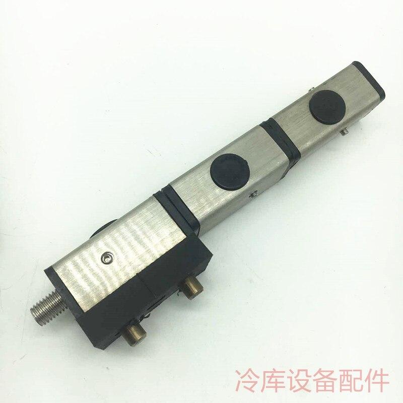Charnière de porte libre de l'acier inoxydable 1158 de porte d'entreposage au froid pour des garnitures de porte d'entreposage au froid