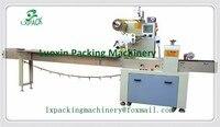 LX PACK бренд низкая заводская цена потока посылка машина для печенья cookies горизонтального потока обновления машина Авто муки упаковщик