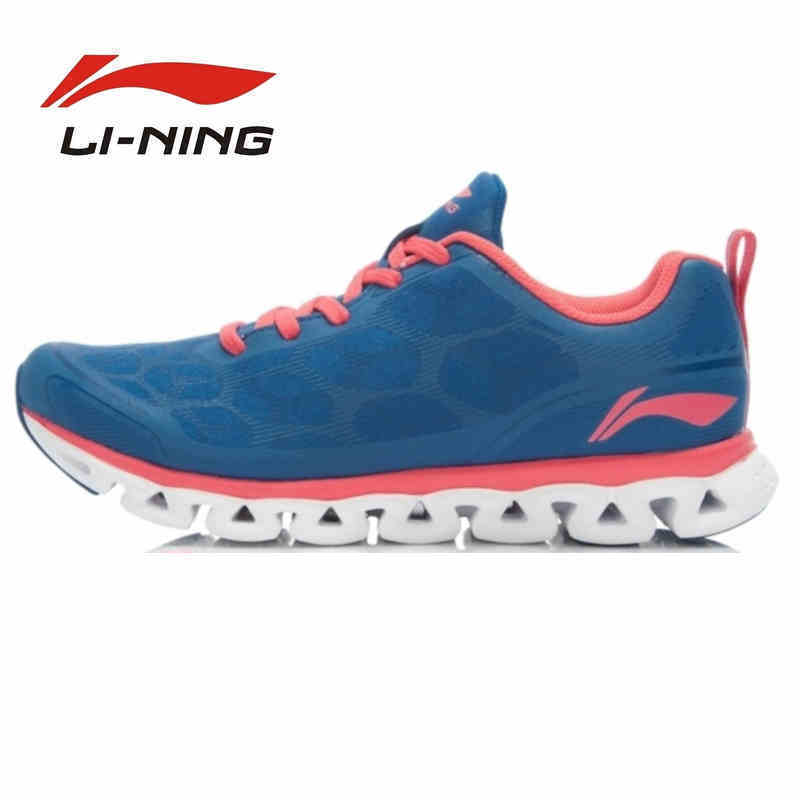 ФОТО Li-Ning new women's running shoes LI Ning Arch Sneakers portabl for womens Breathable mesh sports shoes free shipping ARHJ052
