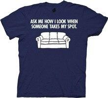 "Sheldon Cooper's ""When You Take My Spot…"" T-shirt"