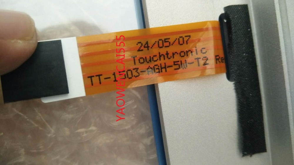 Compatible TT-1503-AGH-5W-T2 Touch Panel tt 1503 agh 5w t2 touch screen tt 1503 agh touch glass new 1 year warranty