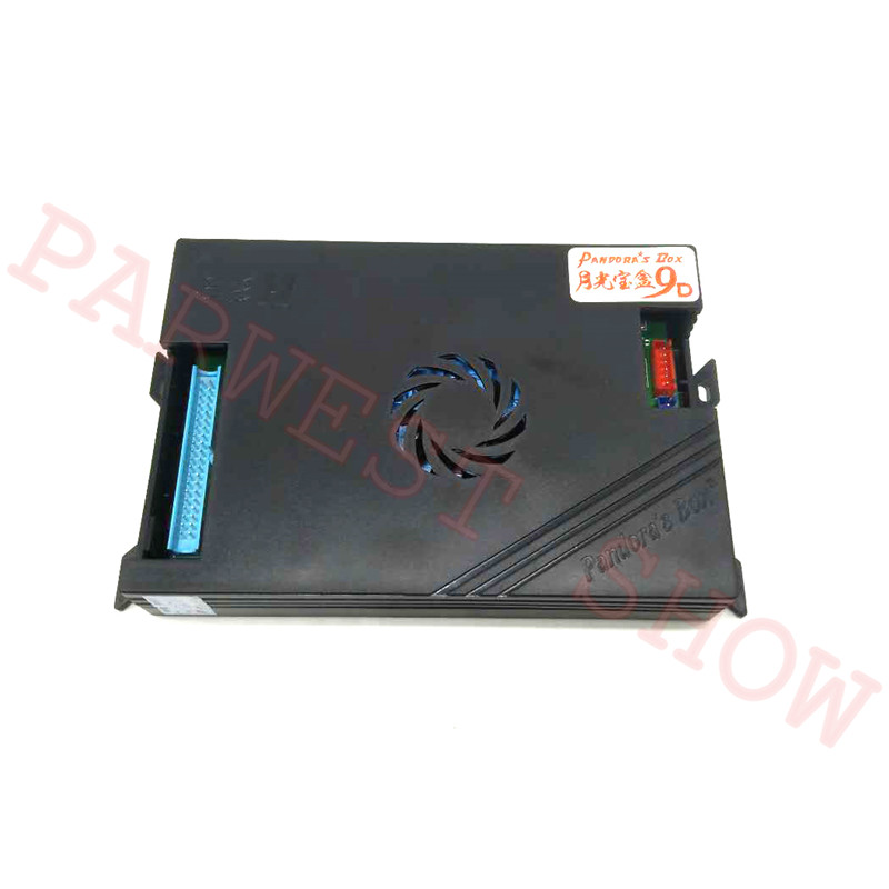 New Arrival Pandora Box 9D PCB Board 2222 in 1 family version motherboard Arcade PCB Game