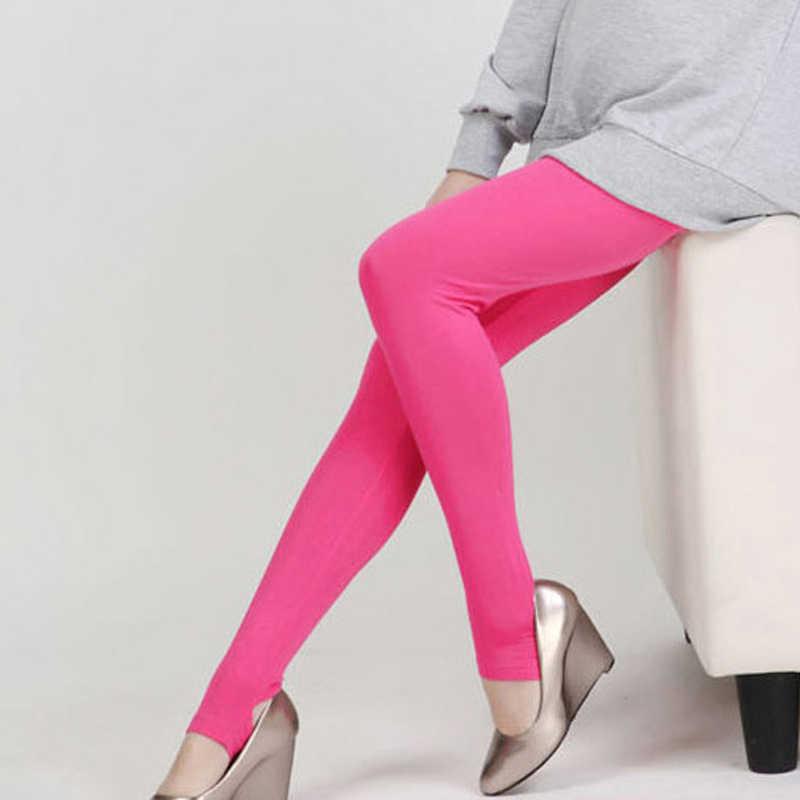 32d4822f34863 Maternity Clothes Pregnant Women Leggings Stirrup Legging spring summer  autumn trousers modal maternity wear leggings pantyhose