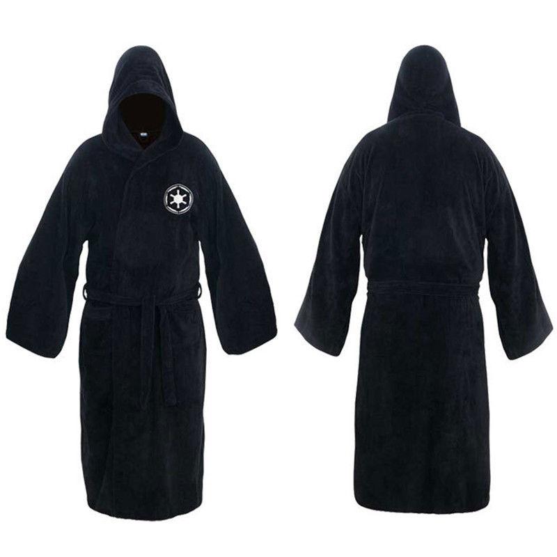 Aliexpress.com : Buy Star Wars Jedi/Sith Adult Fleece Bathrobe ...