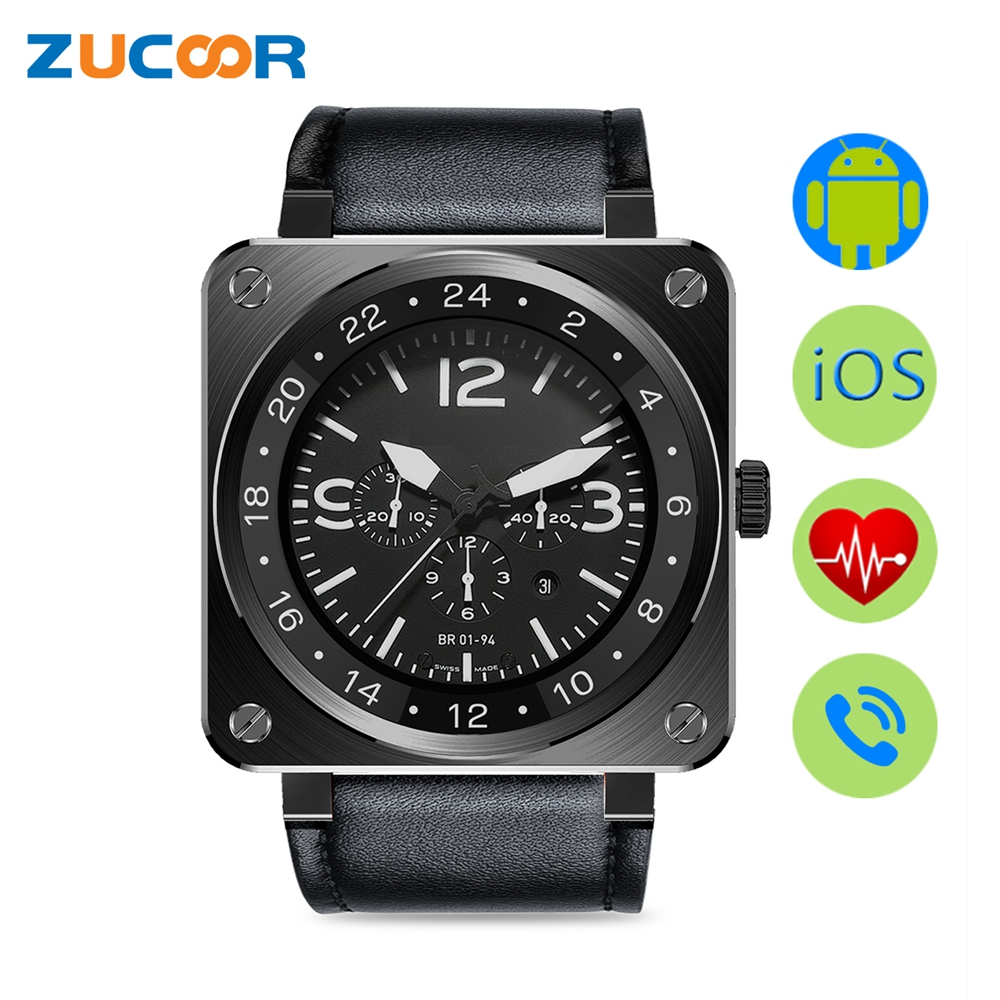 Smart Wrist Watch Heart Rate Monitor US18 HD Screen Waterproof Wearable Device Bluetooth Pedometer For iOS Android Smartphone smart wrist watch heart rate monitor wristwatch pedometer remote camera bluetooth hd screen smartwatch for ios android phone men