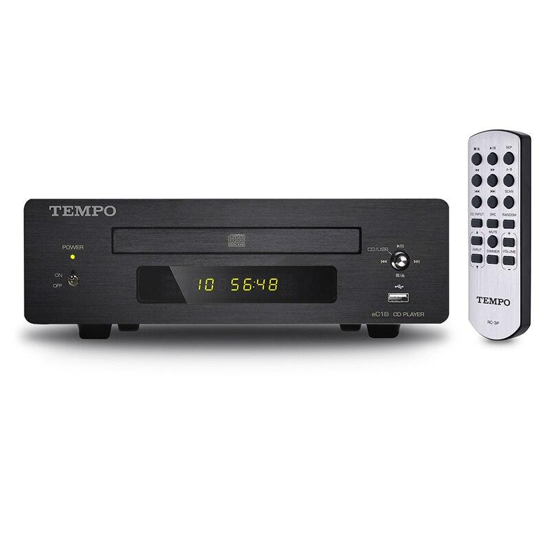 Shanling Tempo Ec1b Hifi Cd-player Entry Level Unterstützung 2 T Usb Eingang Warm Und Winddicht Tragbares Audio & Video