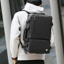 High Capacity Anti-thief Design Travel Backpack 17-inch Laptop