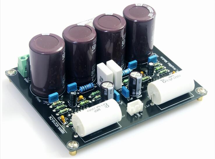 Douk Audio TDA7293 Power Amplifier Board Hifi 2.0 Channel 2*100W DIY AC 28+0+28V Free Shipping