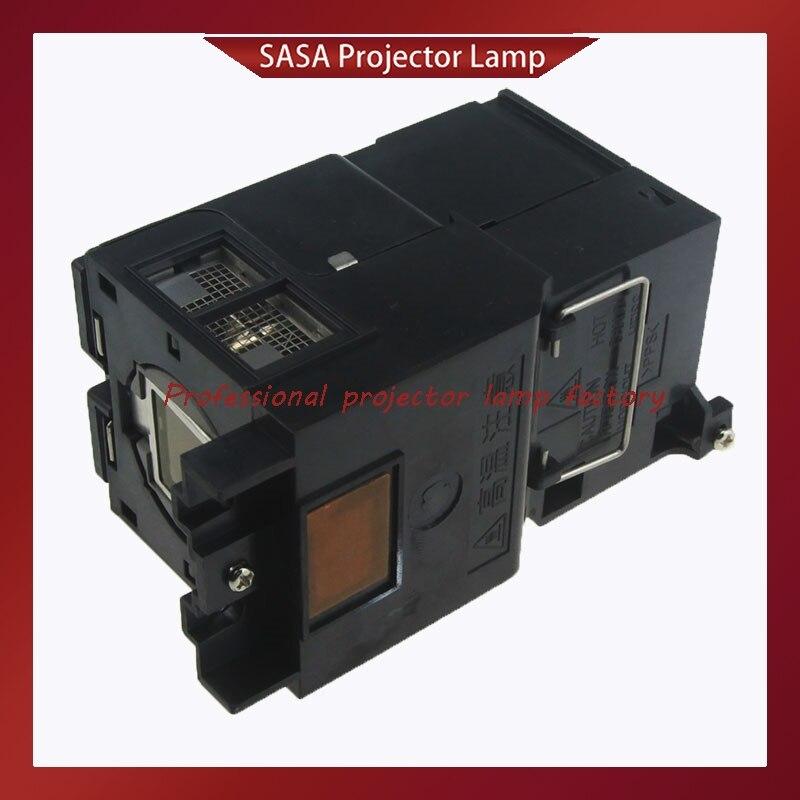 Prix de gros TLPLV5 lampe de projecteur avec logement pour Toshiba TDP S25, TDP S25U, TDP SC25, TDP SC25U, TDP T30, TDP T40, TDP T40U-in Projecteur Ampoules from Electronique    2