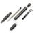 Autodefesa caneta tático caneta defesa pessoal EDC portátil liga de alumínio de aviação militar tactico auto defesa B1 armas FC