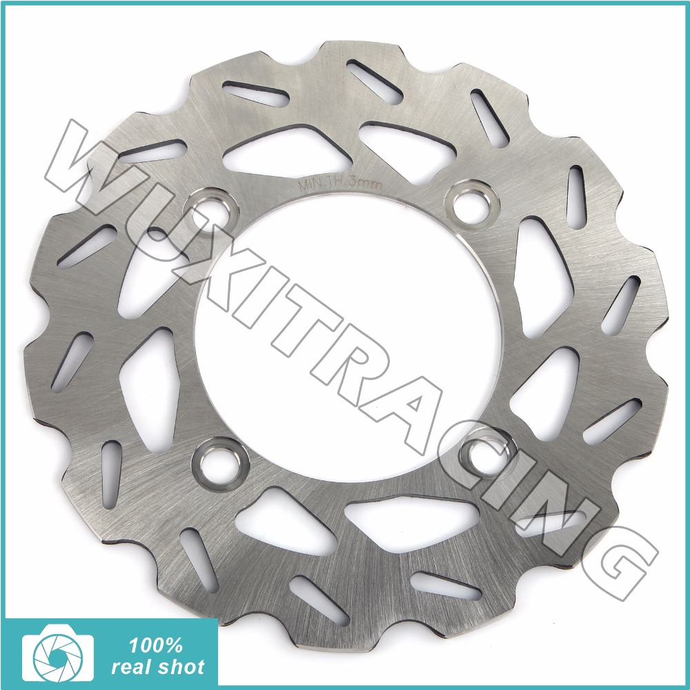 Light Weight ATV Dirt Bike Quad Front Brake Disc Rotor for LT-A 500 750 King Quad 500 AXi Power Steering Limited Camo 2009-2016