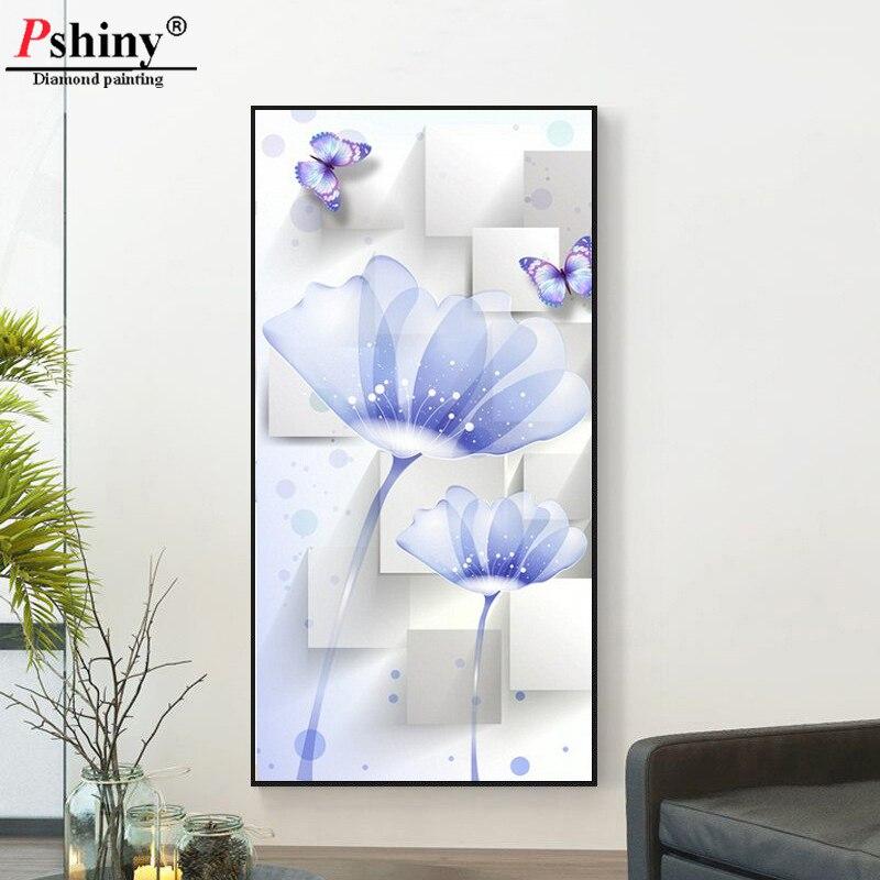 Pshiny 3d Πλήρες τετράγωνο στρογγυλό - Τέχνες, βιοτεχνίες και ράψιμο - Φωτογραφία 3