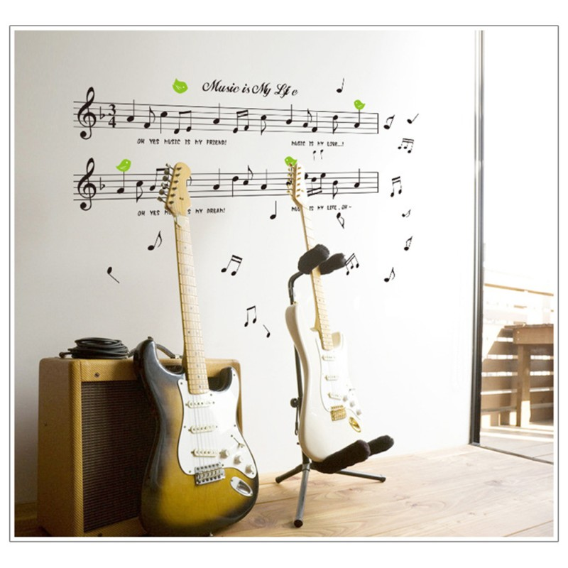 muziek slaapkamer decor-koop goedkope muziek slaapkamer decor, Deco ideeën