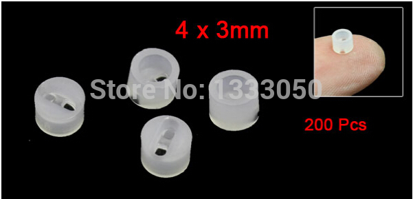 200 Pcs PCB Board Mount Nylon LED Spacer Support Boot Dia. 4mm x 2/3/4/5/6/7/8/9/10/11/12/13/14/15/16/17/18/19/20/22mm Height 5 x aluminum pcb circuit board diy 100mm dia for 9 x 1w 3w rgb led in parallel