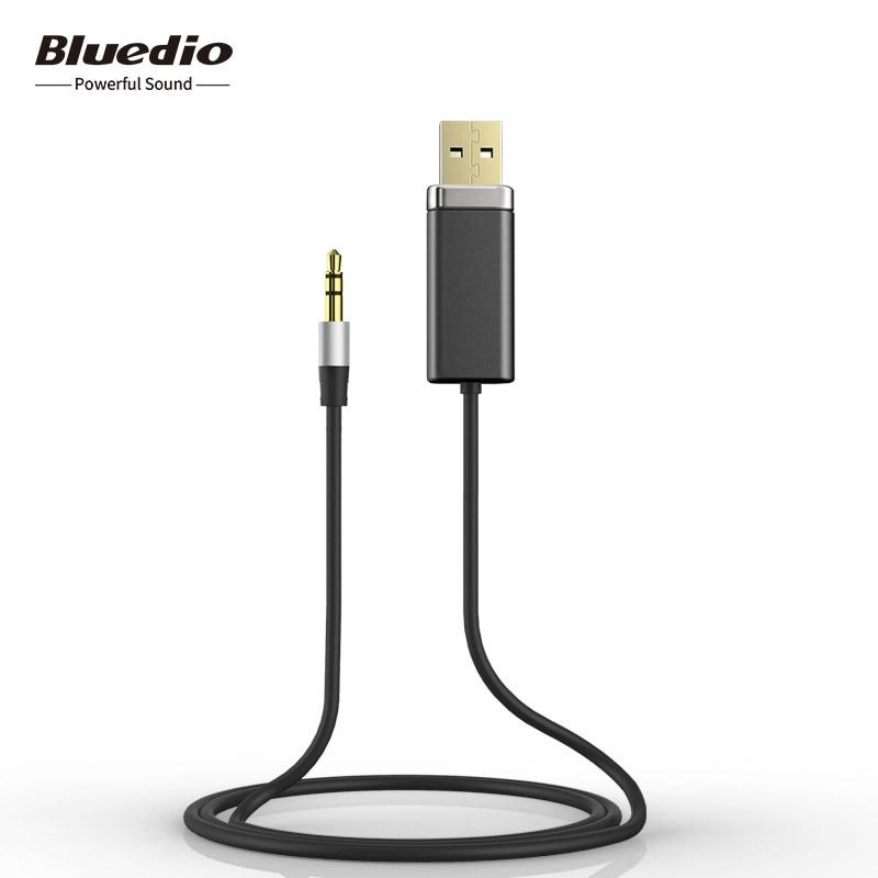 Bluedio BL Bluetooth audio music Receivers 3.5mm audio cable adapter for earphones headphones speakers