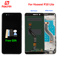 Huawei P10 Lite LCD Display 5 2 Inch Touch Screen Tools High Quality FHD Digitizer Assembly