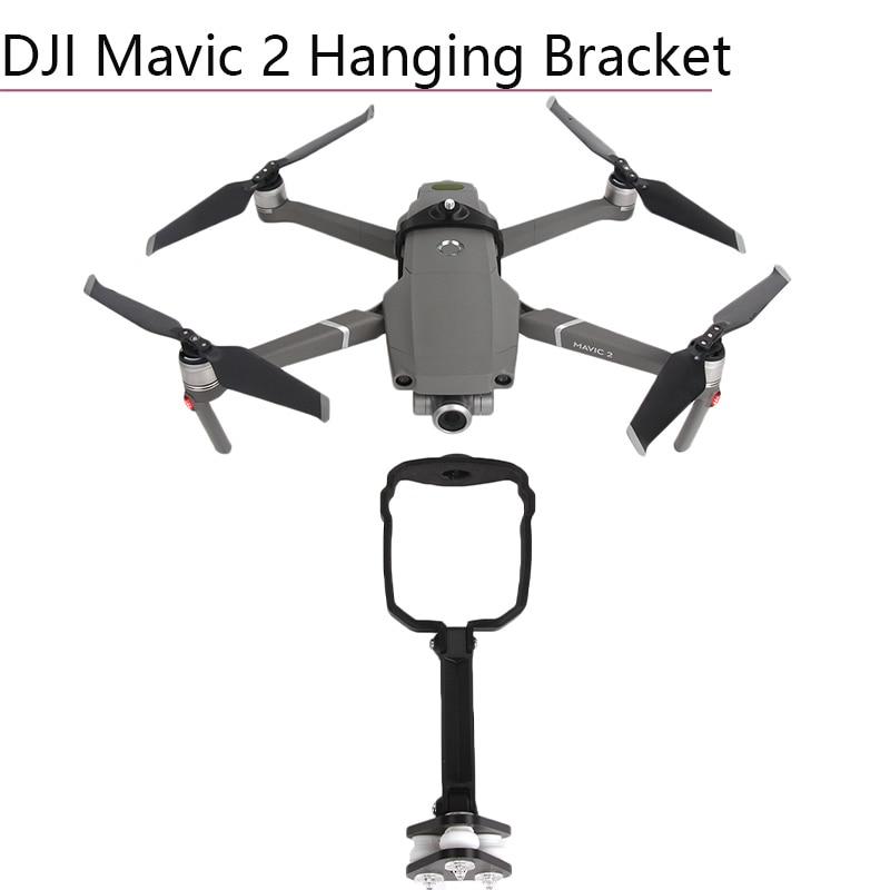 DJI MAVIC 2 PRO ZOOM Panorama 360 Degree VR Sport Camera Anti-shock Hanging Bracket Top Mount Holder Adapter Accessories Parts