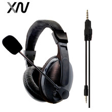 XIAOWU Newest Stereo Gaming Headset for Xbox one PS4 PC Surround Sound Over-Ear Headphones with Noise Cancelling Mic(China)