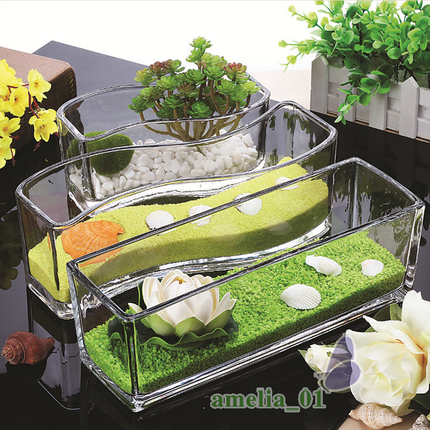 Small goldfish tank promotion shop for promotional small for Hydroponic aquarium with fish
