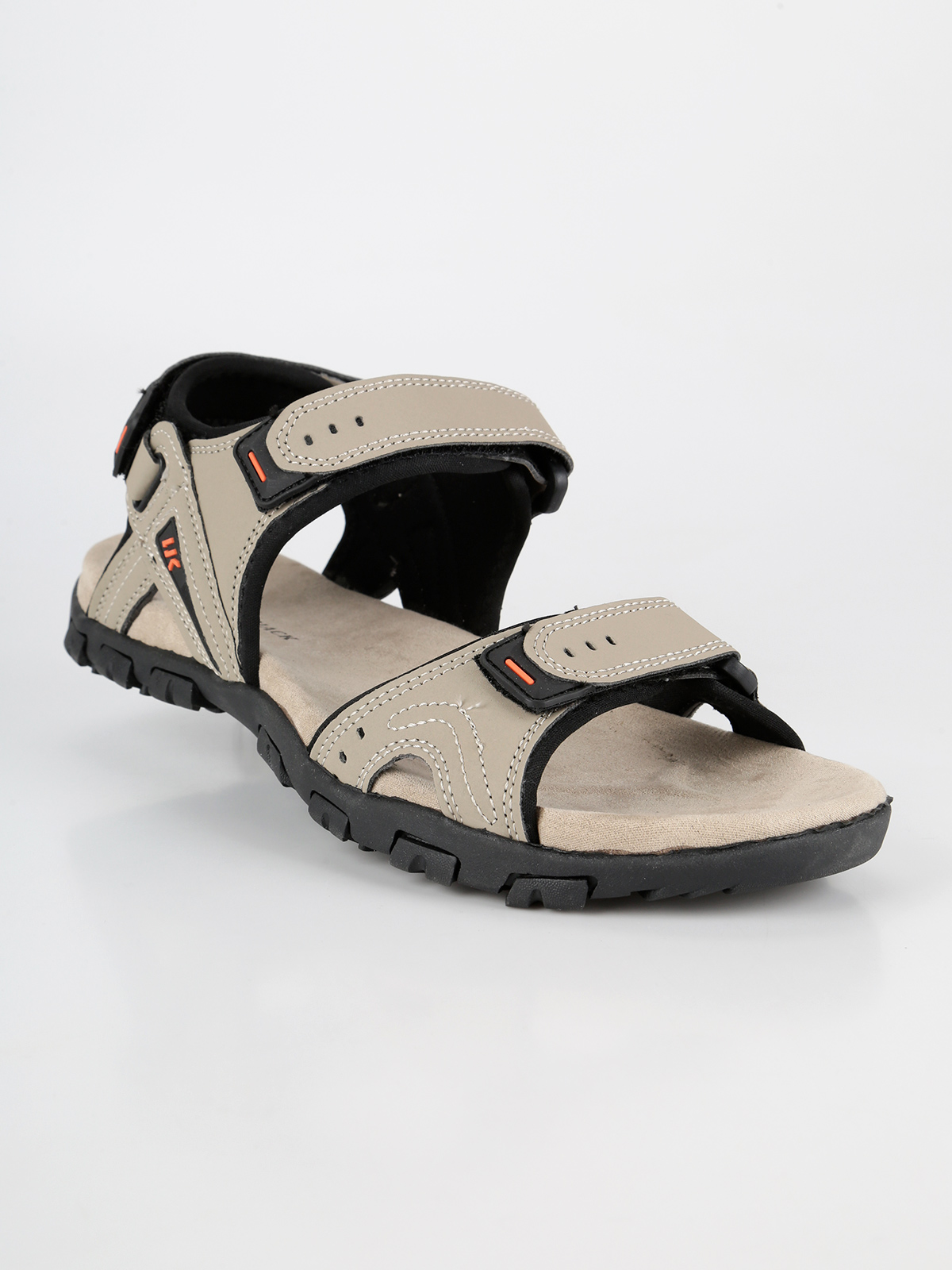 LUMBERJACK Spring Summer man's casual Fahion cosy beige man's sandal sandal
