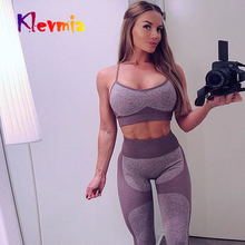 Sport Bra Top Women Fitness High Impact Gym Crop Tops Active Push Up Padded Workout Bras Strappy Backless Seamless Sports Bra high impact anti shock backless design elactic sports bra in rose