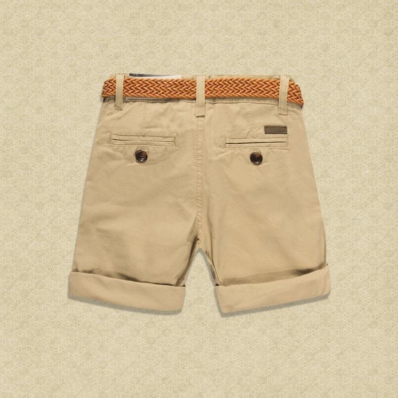 Teen 2017 Summer New Children Short Pants Boys Kids Cotton Casual - Ubrania dziecięce - Zdjęcie 4