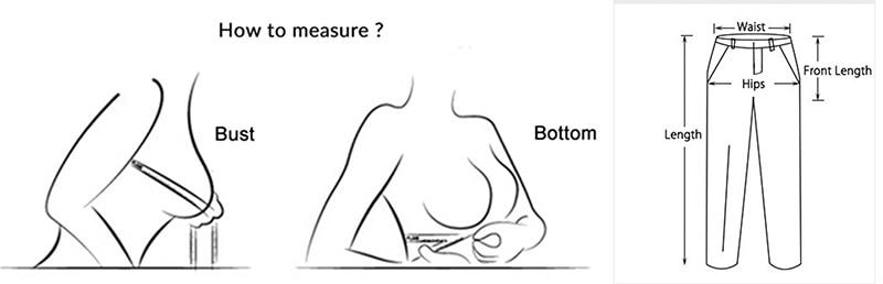 bra and pants measure800