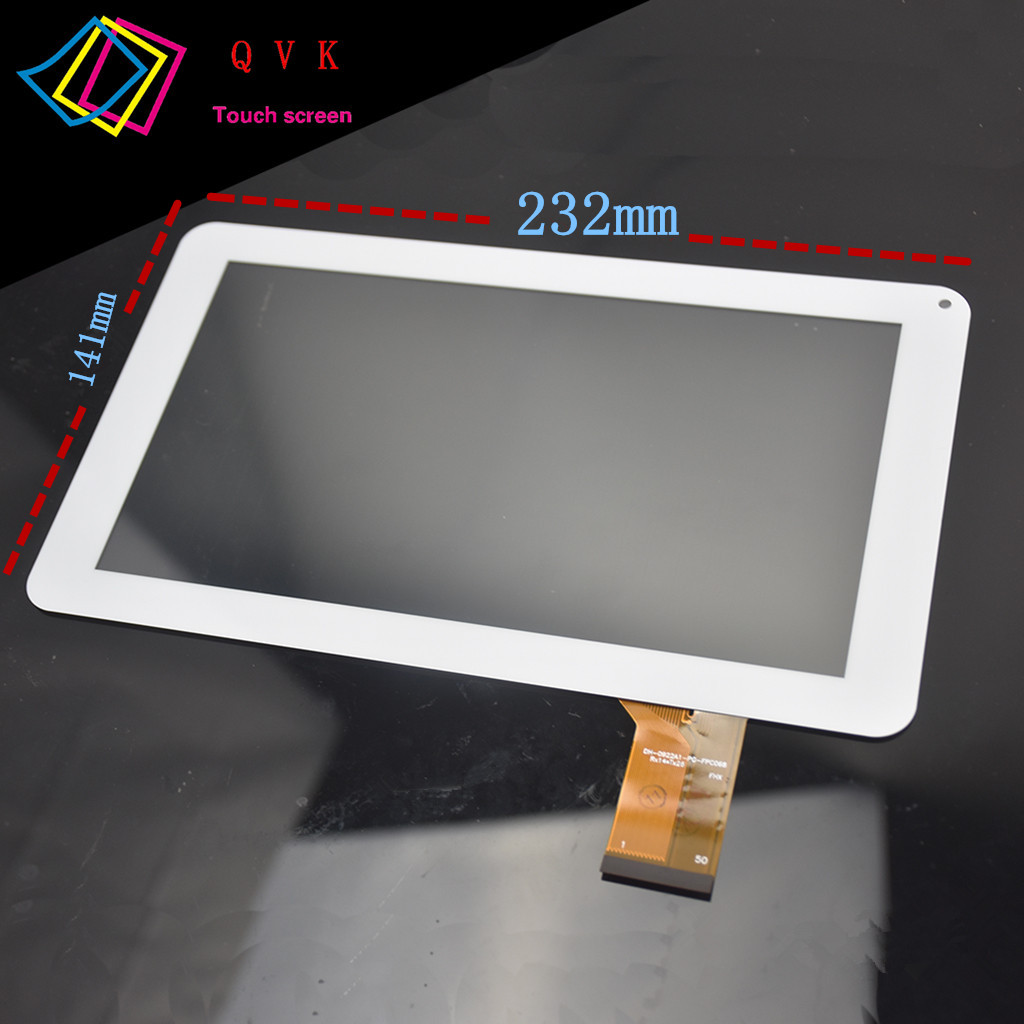 YDT1143-A1 On sale MF-289-090F original 9inch touch tablet panel screen digitizer glass GT90BH8016 HXS Noting size and color image