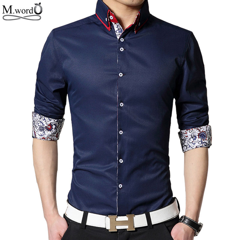 Designer Men's Dress Shirts
