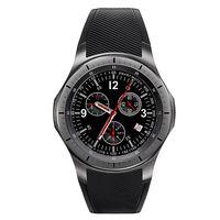LF16 Bluetooth Smart Watch Phone WIFI GPS 3G WCDMA Android Smartwatch Wristwatch Wearable Devices ROM 8G + RAM 512MB Bla