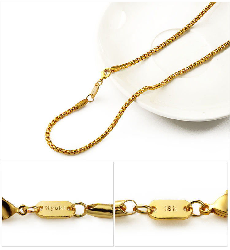 06 hip hop pepper shape pendant necklace