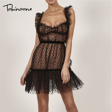 Tobinoone Off shoulder white lace dress women Hollow out streetwear casual dress Loose short summer dress female vestidos 2018