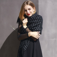 TERNENCE New Design Autumn Winter Women Warm Soft High Quality Brand Scarves Shawls Wraps Fashion Long