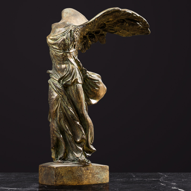 winged victory of samothrace home decor wing abstract sculpture