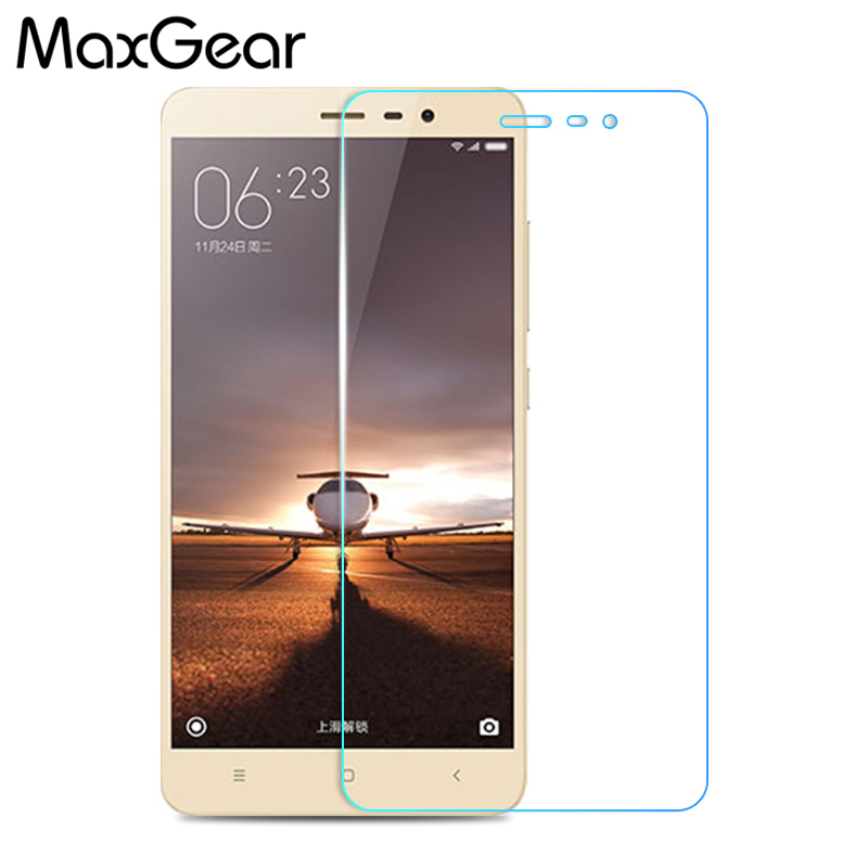 Tempered Glass Screen Protector 9H Premium For XiaoMi RedMi Note 3 pro 5.5inch hongmi Note3 Pro Protective Film Shield
