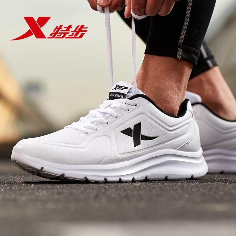 Xtep Men Running Shoe Summer Sport Shoe 4 Color Soft Light Weight Sneakers For Men Running 881319119078
