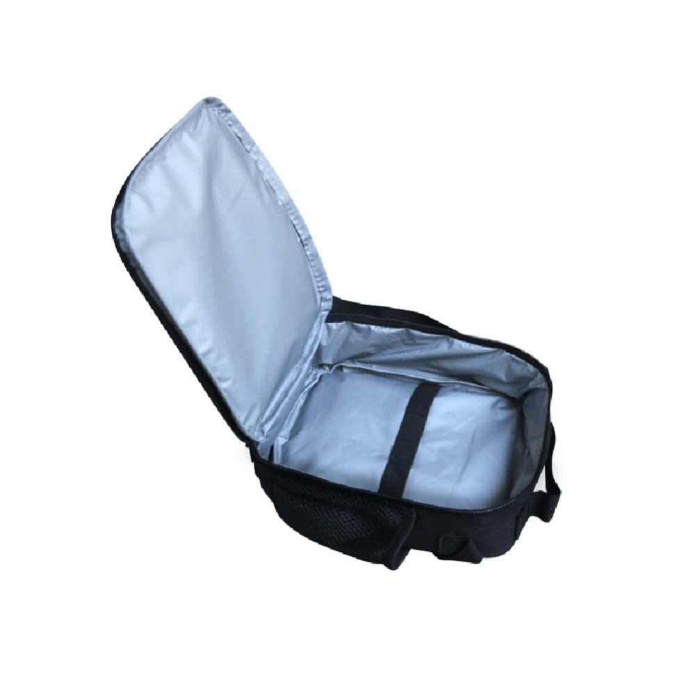 THIKIN 3D Забавный узор для обеда сумки для женщин и мужчин внутренняя герметичная коробка для завтрака для людей сумка для пикника портативные сумки