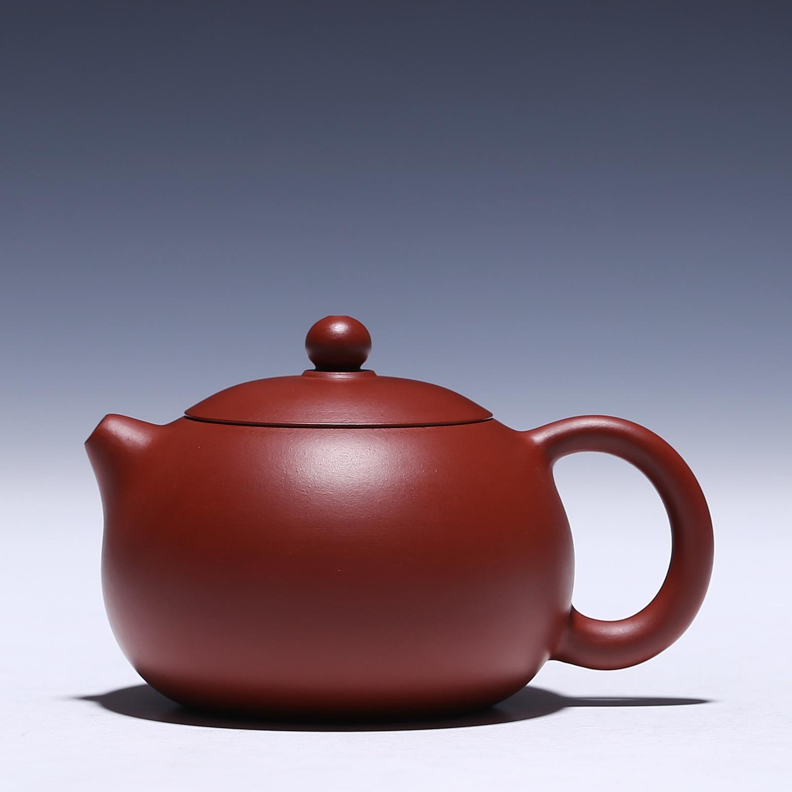 Yixing teapot pot  220cc ore red clay pot ball hole outlet Dahongpao beauty 2233Yixing teapot pot  220cc ore red clay pot ball hole outlet Dahongpao beauty 2233