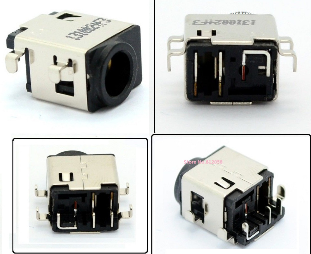 AC DC POWER Jack Socket for Samsung NP300E4X NP300E5C NP300E5E