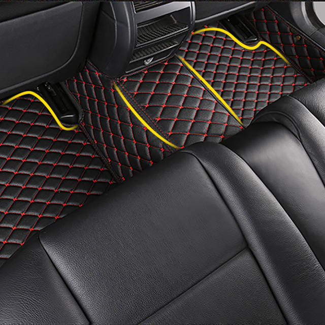 Online Shop Car Floor Mats Rugs For Lhd Ford Focus 2 3 4 2017 2016