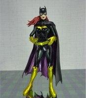 Batman Batgirl Batwoman Action Figure ACGN Doll Collectible Model Toy 18cm