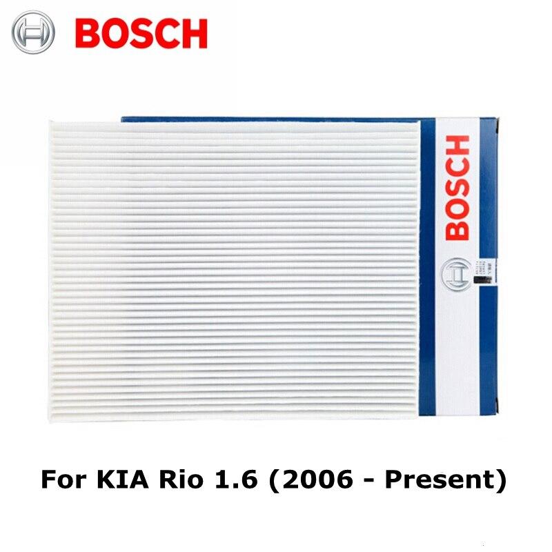 BOSCH Car Air Filter For KIA Rio 1.6 (2006 - Present) 0986AF5062 Single-effect Air Filter