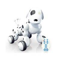 Wireless Remote Control Smart Robot Dog Electronic Intelligent 2.4G Talking Robot Dog Toy Kids Toy Electronic Pet Birthday Gift