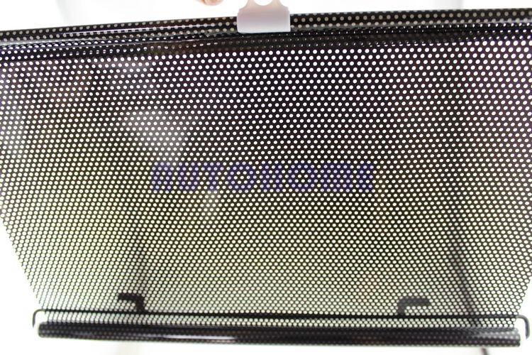 Retractable Car Vehicle Curtain Window Roller Sun Shade Blind Protector (10)