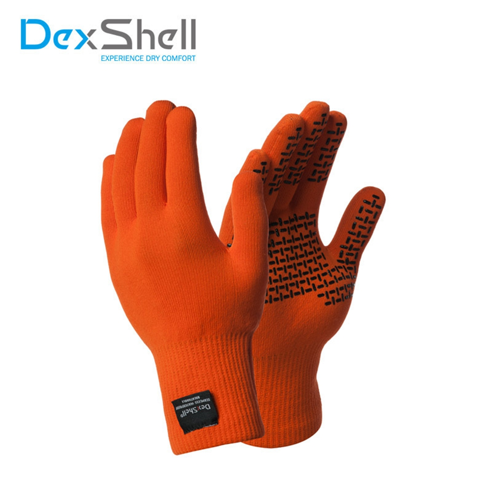Dexshell ThermFit Neo Waterproof Gloves Men Non slip Coolmax Camping Gloves Fishing Cycling Hiking Outdoor Sports Gloves 3 Color-in Skiing Gloves from Sports & Entertainment    1