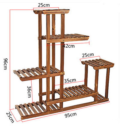 Popular Wooden Plant Shelf-Buy Cheap Wooden Plant Shelf