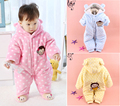 Winter Baby Clothes Girls Clothing Down Parkas Newborn Baby Boy Clothes Baby Clothing Roupa Hooded Infant Jumpsuits Baby Rompers